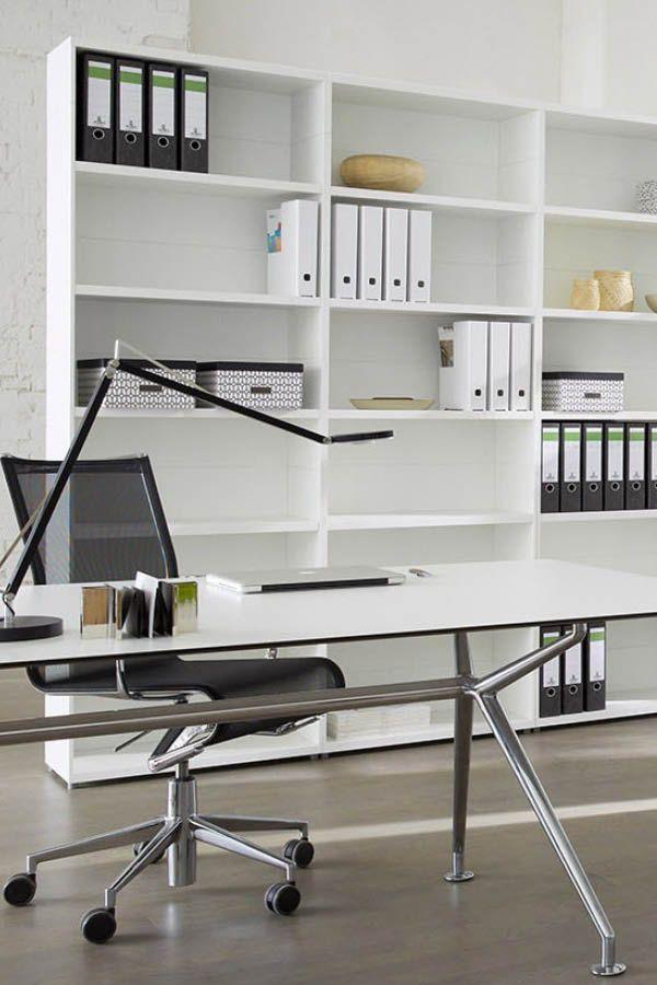 Schönes Regalsystem für Büroregale: CASE