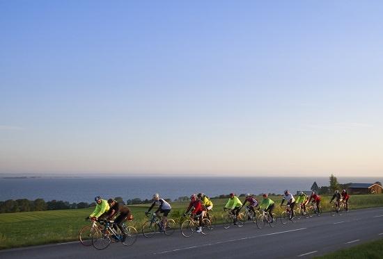 Vätternrunden, 300KM bike race in Motala, Sweden