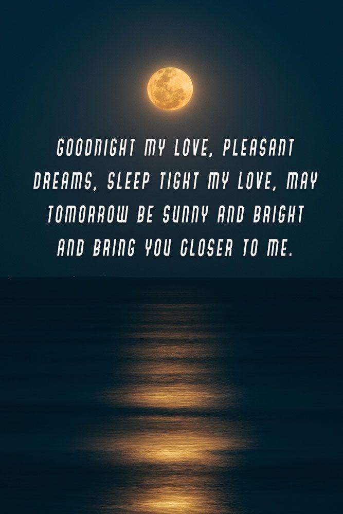 100 Good Night Quotes To Exchange Before Sleep Good Night Quotes Night Love Quotes Good Night Love Quotes
