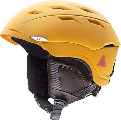Smith Optics Unisex Adult Sequel Snow Sports Helmet  Matte Mustard Conditions Medium 5559CM -- Click image to review more details. This is an Amazon Affiliate links.