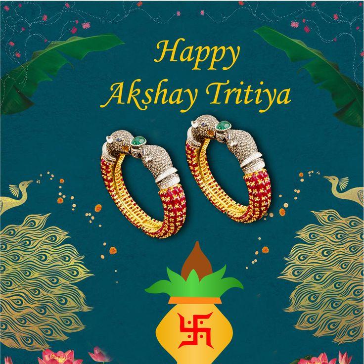 Happy akshaya tritiya With #MahabirDanwarJewellers