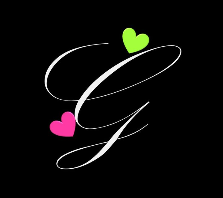 26 best Alphabet ~ Heart Fancy images on Pinterest ...