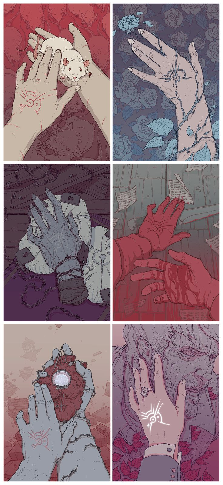 Dishonored: Marked by coupleofkooks