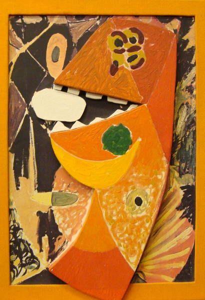Auction In Europe - Egill Jacobsen. 1. Malerier (1928-1965). Paintings