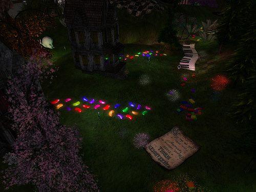 Visit this location at Egregore Sponsored by Epic Toy Factory in Second Life