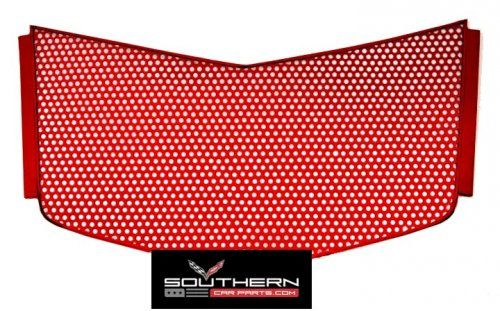 2014-2017 C7 CORVETTE STINGRAY MATRIX SERIES PAINTED HOOD VENT GRILLE    Give your C7 Corvette Stingray a very unique finishing touch with this custom painted matrix series hood vent grille. This hood vent grille is sure to set your C7 Corvette Stingray a part from the crowd.