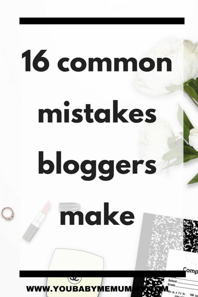 common blog topics