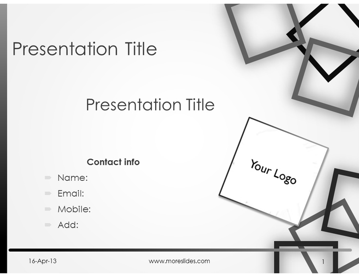 Download Editable Microsoft Power Point presentation Box Frame (Gray) vector slides, themes, templates and keynotes at moreslides.com Features of our Powerpoint presentation slides and themes :  - Fully Editable Shapes and colors - High quality vector elements - Compatible with Microsoft PowerPoint 97, Powerpoint 2003, Powerpoint 2007, PowerPoint 2010, PowerPoint 2013 - Video tutorial to edit the slides after purchase