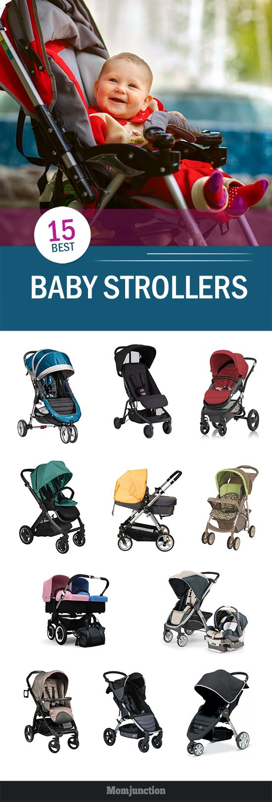 Are you looking for a multi-functional stroller for your baby? Do you feel confused about the myriad of choices available? Check out 15 best baby strollers.