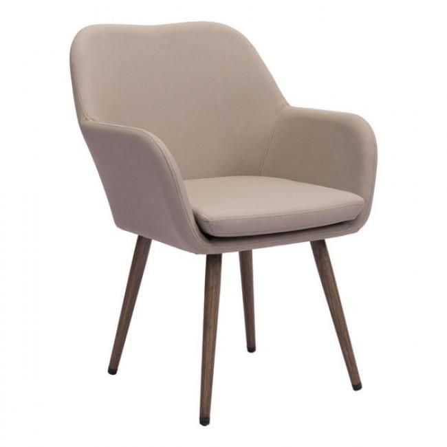 Pismo Indoor/Outdoor Dining Chair Taupe  #MCM #Living #MidCentury #Modern #Retro #Vintage #HomeDecor #Furniture