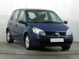 Renault Megane Scenic 2005 MPV modrá 1