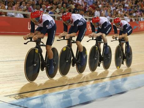 Team GB men's team pursuit - Cycling - Olympics - The Independent