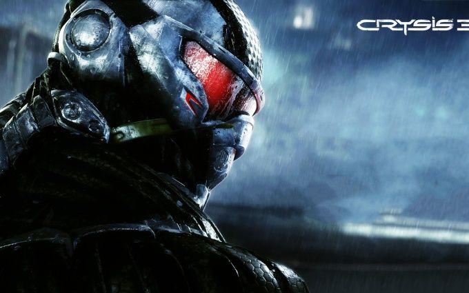 Crysis 3 the nanosuit   Free Desktop HD Wallpaper