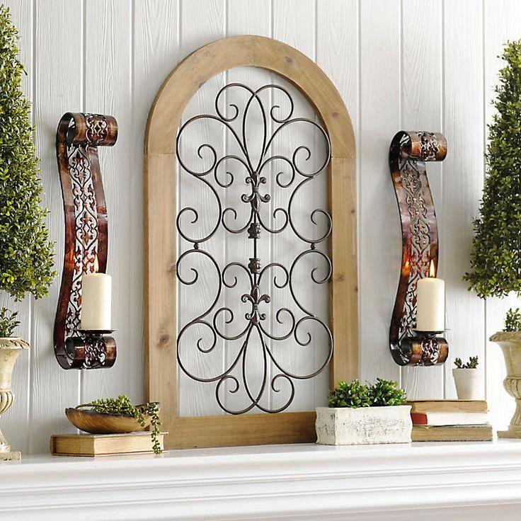 1000 images about rustic fleur de lis living room on pinterest