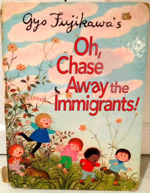 The gang learns that not all immigrants are undocumented and sometimes 'sorry' doesn't cut it...