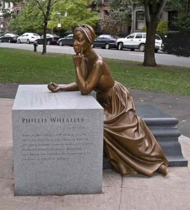 Phyllis Wheatley - Boston, Massachusetts