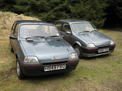 Rover Metro GTa For Sale (1991) on Car And Classic UK [C360895]
