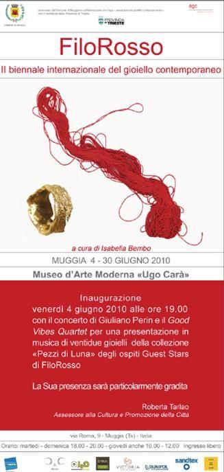 Filo Rosso 2010: