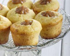 Muffins au carambar : http://www.cuisineaz.com/recettes/muffins-au-carambar-83264.aspx