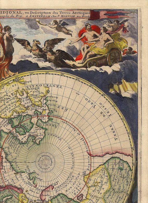 20 best Victorian diagram images on Pinterest World maps, Antique - new antique world map images