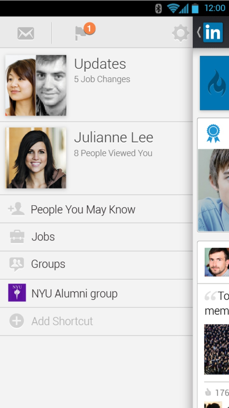LinkedIn updatet mobiele apps en experimenteert met advertenties