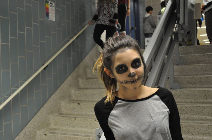 More Halloween Pictures from St. Paul CHS.