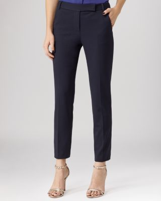 REISS Trousers - Joanna Straight Tailored | Bloomingdale's