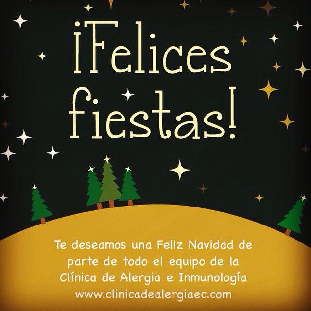 La Navidad no es un momento ni una estación, sino un estado de la mente. Valorar la paz y la generosidad y tener merced es comprender el verdadero significado de Navidad.     -Calvin Coolidge #clinicadealergia #Guayaquil #Alergia #feliznavidad2014 #alergologoguayaquil