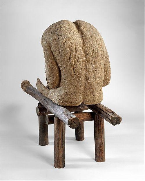 Calendar Stone Ap Art History : Androgyne iii magdalena abakanowicz ce