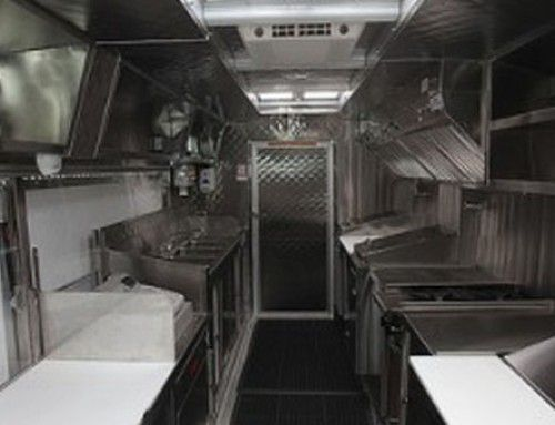 Match Your Menu To Your Food Truck Equipment