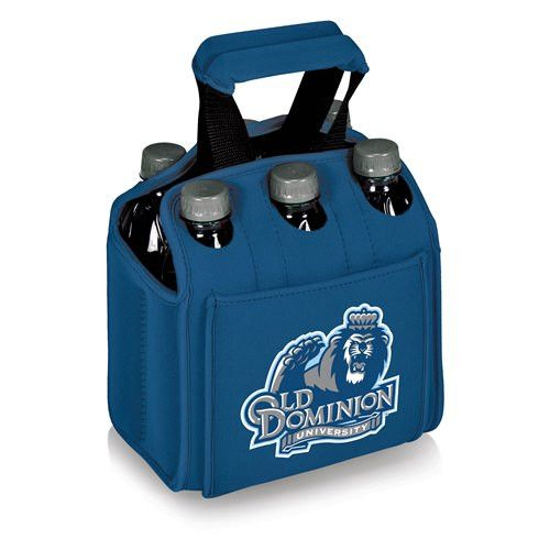 Old Dominion University Six Pack Insulated Beverage Carrier w/Digital Print