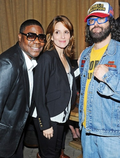 Judah Friedlander Rocks Another Canadian Tuxedo