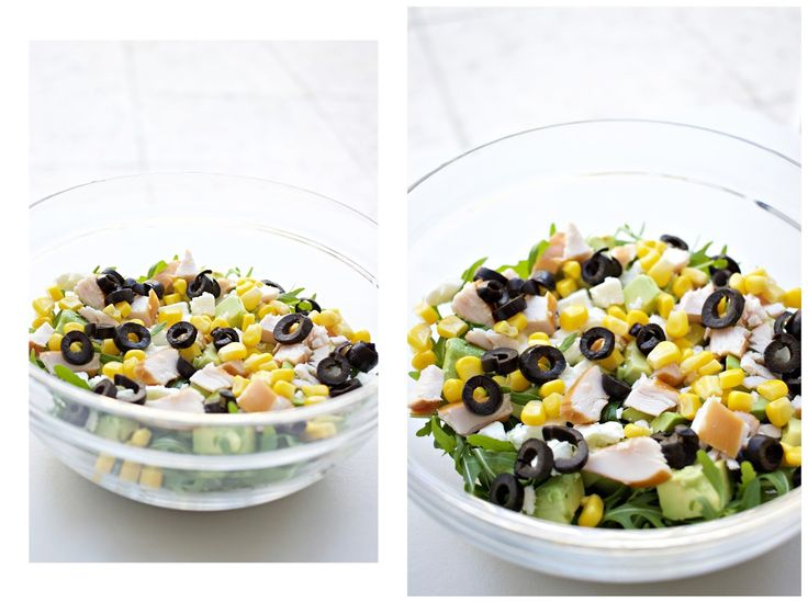EASY LUNCH SALAD