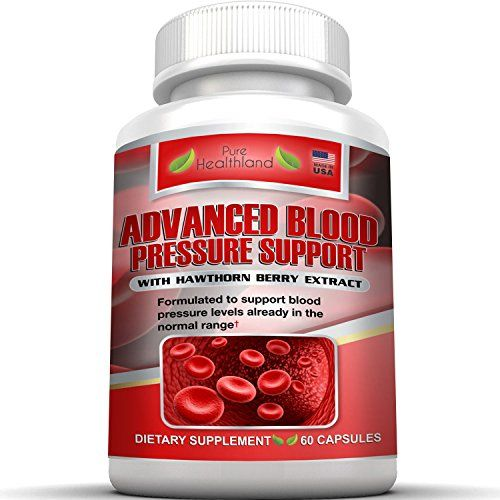 Natural-Blood-Pressure-Supplement-Pills-To-Lower-High-Blood-Pressure-With-Vitamins-And-Herbs-Formula-Garlic-Hawthorne-Berry-Hibiscus-For-Healthy-Blood-Pressure-Level-Help-Improve-Blood-Circulation-0