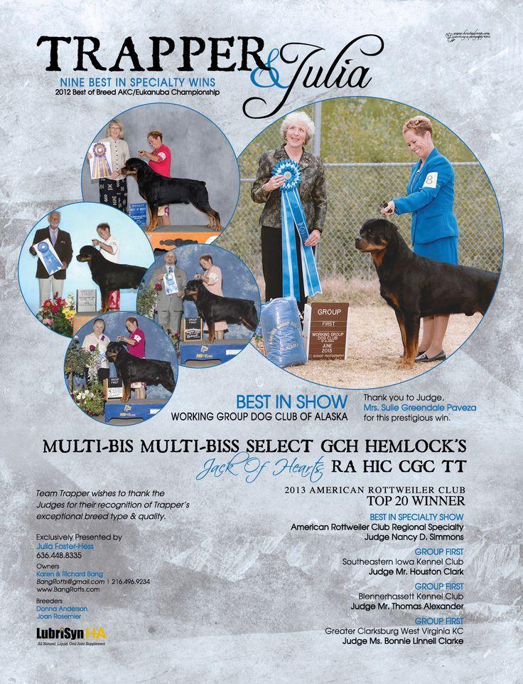 2013 Www Kristadroop Com Advertising Rottweiler Design
