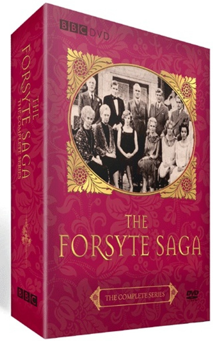 the forsyte saga The forsyte saga is a 1967 bbc television adaptation of john galsworthy's series of the forsyte saga novels, and its sequel trilogy a modern comedy.