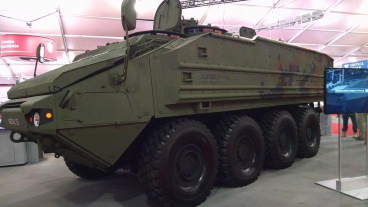 ACV buatan General Dynamics untuk Korps Marinir Amerika Serikat.