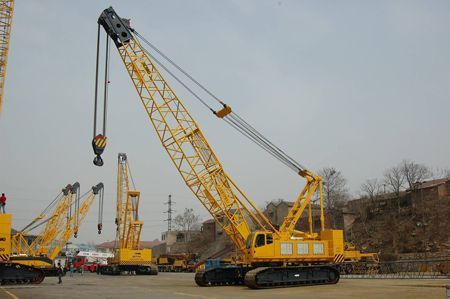 The #Best #Crawler #Cranes Available Online