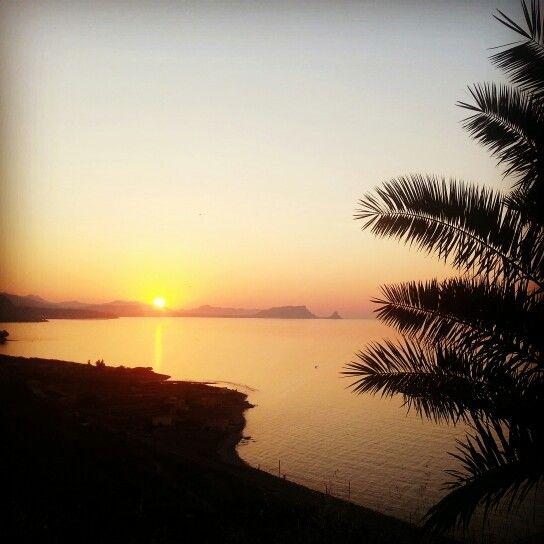 Tramonto Termini Imerese - Sicily