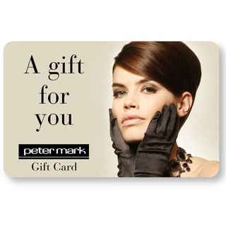 €50 Peter Mark Gift Card Gifts - AllGifts.ie