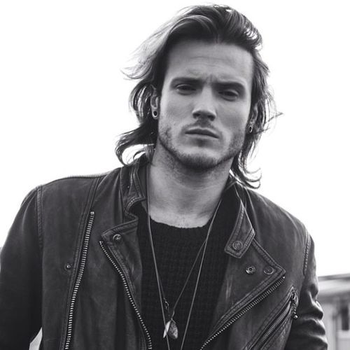 Dougie Poynter of boyband McFly joins the modelling agency's books