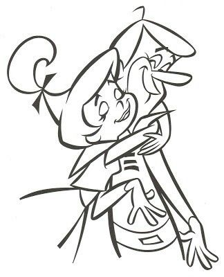 jetson coloring pages - photo#7
