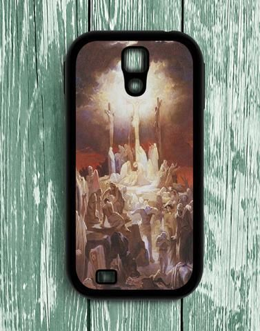 Jessus In Cross Samsung Galaxy S4 Case