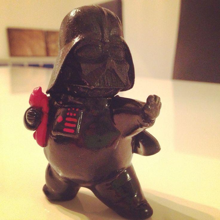 Baby Vader #designfigure #darthvader #baby #starwars