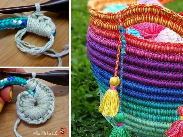 Best 411 Crochet,Tejer y Bordar (2) images on Pinterest | Tejer ...