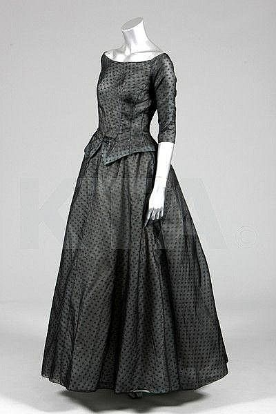 Dress    Christian Dior, 1955    Kerry Taylor Auctions