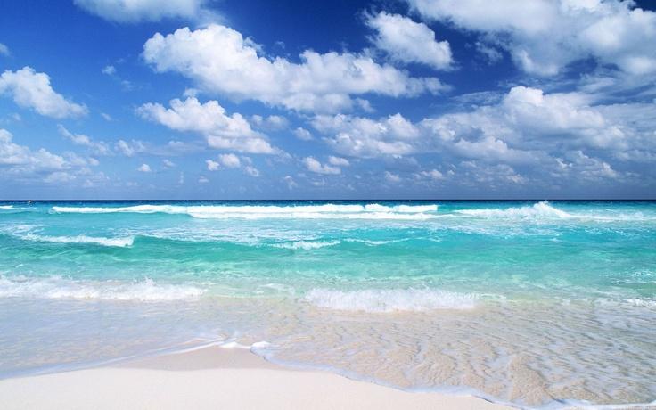 Calm Beach Wallpaper