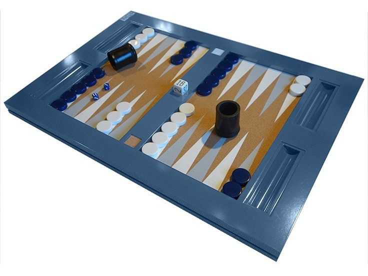 Buy Tabletop Backgammon by Oomph - Made-to-Order designer Accessories from Dering Hall's collection of Traditional Transitional Tabletop.