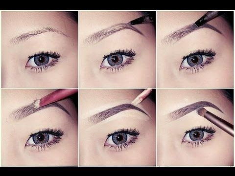 3 Steps to Perfect Eyebrows: Long Lasting & Waterproof Color