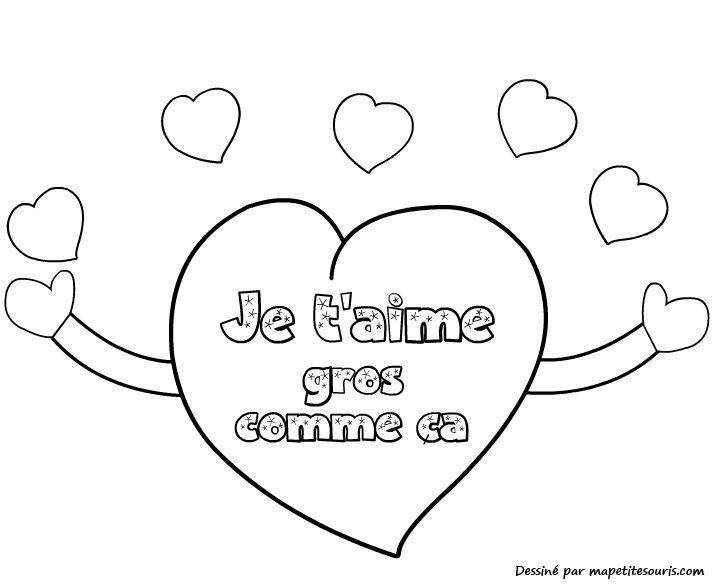 coloriage de coeur damour - Ask.com Image Search